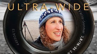 Using an Ultra-Wide Lens at the Beach: 16mm Landscape Photography