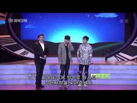 [한글자막] 141122 시우민&레이 年代秀 연대수 (EXO cut) by유애