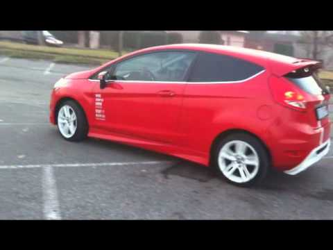 ford fiesta 2010 tuning youtube. Black Bedroom Furniture Sets. Home Design Ideas