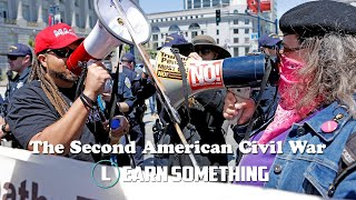 The Second American Civil War | Learn Something