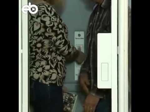 #ALSHOPnews Interesting in-house escalator