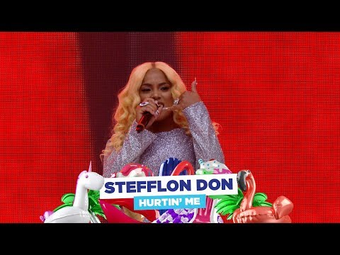 Stefflon Don - 'Hurtin' Me' (Live at Capital's Summertime Ball 2018)