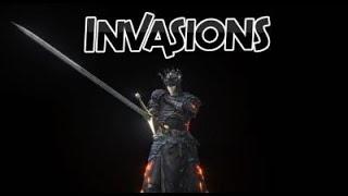 Dark Souls 3 Invasions - Mid Level Builds