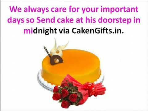 Get Delightful Cake at your Doorstep in Bangalore