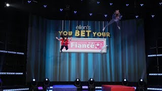 Ellen Tests Engaged Couples in 'You Bet Your Fiancé'