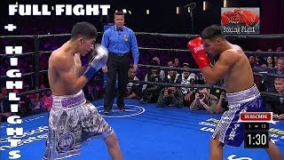 Leo Santa Cruz vs Rafael Rivera FULL FIGHT + Highlights FULL HD, 17 Feb 2019