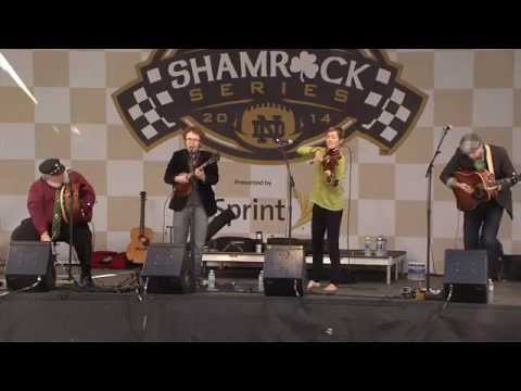 "Hounds of Finn ' ""In God's Country"" live at ND Shamrock Fest"
