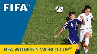 HIGHLIGHTS: Japan v. England - FIFA Women's World Cup 2015