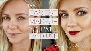 Easiest Makeup You will ever use! - Harmonize_ Beauty