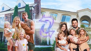 SWAPPING OUR HOUSE WITH THE LABRANT FAM!