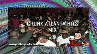 Crunk Atlanta Hits Mix by DJ Heavy B