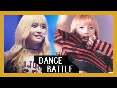 [DANCE BATTLE] Lisa (BlackPink) VS. Momo (Twice)