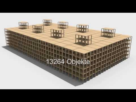 Физическая анимация 3D