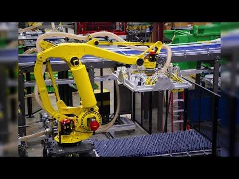 Robotic Palletizing System Singapore