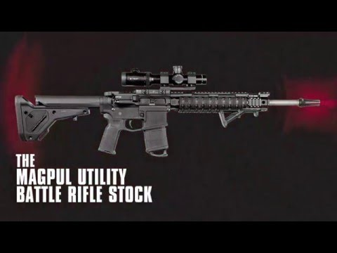 The Magpul UBR Gen 2 - We can rebuild it...Better.. Stronger...Faster.