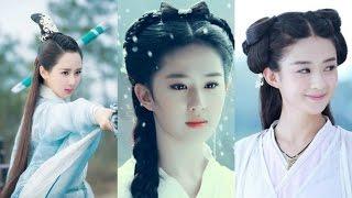 Ngây ngất với danh sách 10 mỹ nhân tiên hiệp đẹp nhất màn ảnh Hoa ngữ