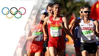 Rio Replay: Men's 20km Race Walk