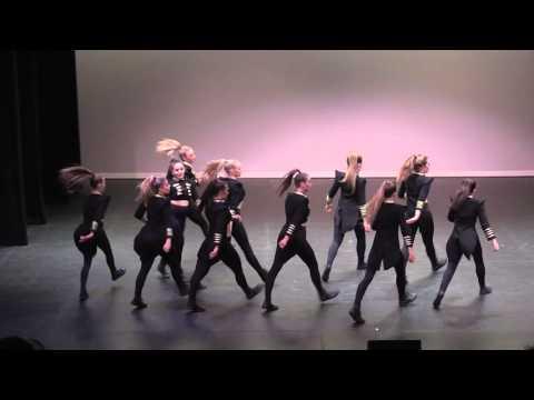 Jenina's Dance Workshop - Elevate Team 2015