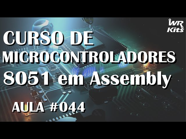COMO GERAR BAUD-RATE COM TIMER1 | Assembly para 8051 #044