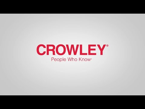 LNG Engine Set on New Crowley ConRo Ship