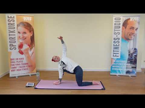 Pilates mit Maxi vom 17.03.21