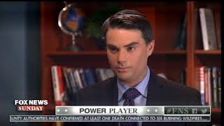 Ben Shapiro Highlighted on FOX News Sunday - Trashes Trump and Bannon