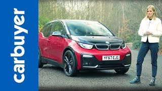 BMW i3 2018 in-depth review - Carbuyer