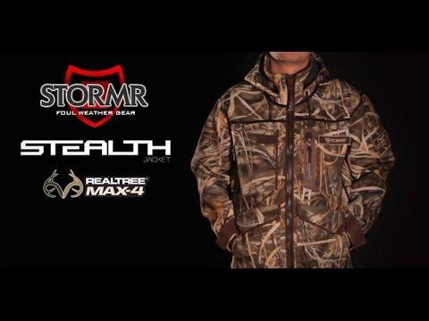 STORMR | Stealth Jacket