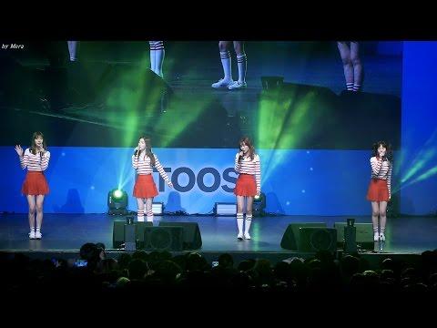 161128 레드벨벳 (Red Velvet) Fool [전체] 직캠 Fancam (이투스 판타스틱4 콘서트) by Mera