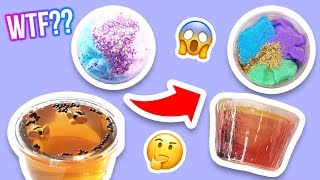 I Bought The First 5 Slimes Etsy Suggested To Me! *I Got Scammed*