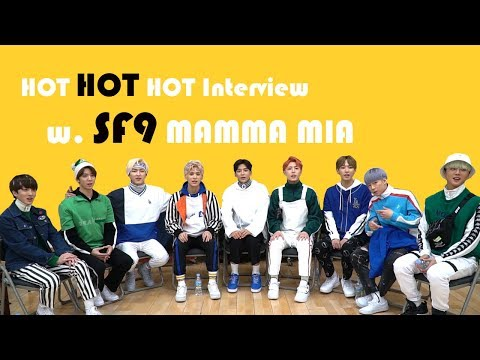 SF9! Right, we came back. But can we just chit-chat? [ENG sub/ONLY KBSWORLD]