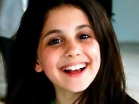 Ariana Grande Als Kind