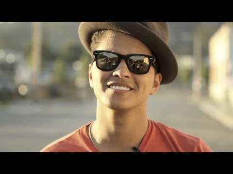 Bruno Mars - The Making Of 'Grenade'