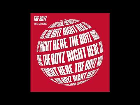 더보이즈(THE BOYZ) – Right Here 1st Single Album [THE SPHERE]