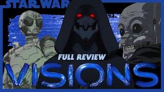 I've Seen Star Wars: Visions! Full Season Review