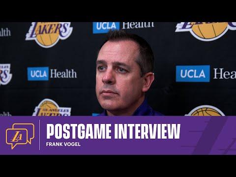 Lakers Postgame: Frank Vogel (5/3/21)