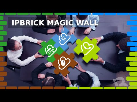IPBRICK Magic Wall - ES