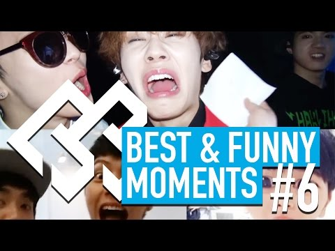 Reserved & Quiet Idols: BTOB #6 - Best & Funny Moments!