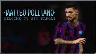 Matteo Politano  Welcome To Napoli Best Goal-Skills & Assist