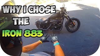 Sportster Iron 883 Motovlog #6-Hammer 1275 Conversion Q&A Pt 1 - mp3toke
