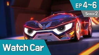 Power Battle Watch Car S2 EP 04~06 (English Ver)