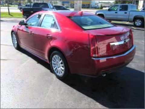 2011 Cadillac CTS - Manitowoc WI