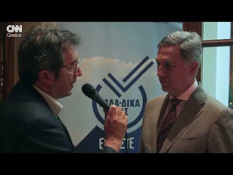 Τακης Θεοφανόπουλος: Διεθνής πιστοποίηση από τη Eurocert