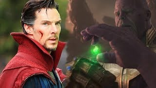 The REAL Truth Of Why Dr Strange Gave The Timestone To Thanos
