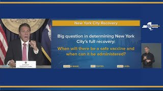 Gov. Andrew Cuomo's coronavirus briefing (full video) — September 29, 2020
