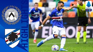 Udinese 0-1 Sampdoria | Quagliarella From the Spot to Give Sampdoria All 3 Points! | Serie A TIM