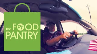 Ministry in Action: Food Pantry Delivery
