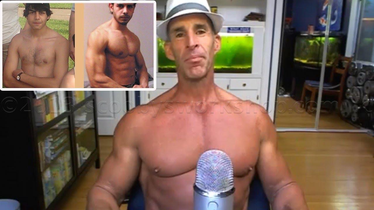 Teen Bodybuilder Video 53