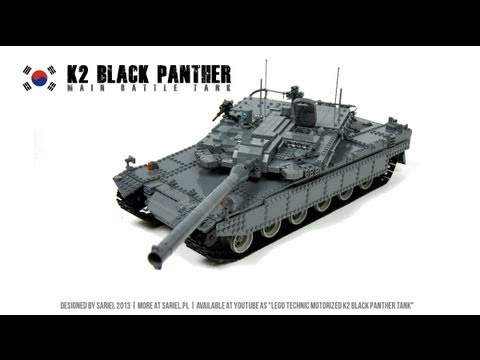 lego abrams tank instructions