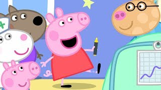 Peppa Pig English Episodes in 4K | Peppa's Hospital Visit! Peppa Pig Official